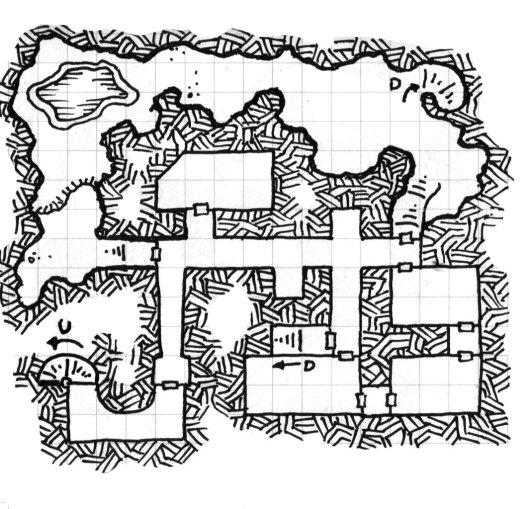 Dyson's Delve - Level 8