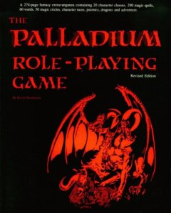 The Palladium RPG - 1984 Edition