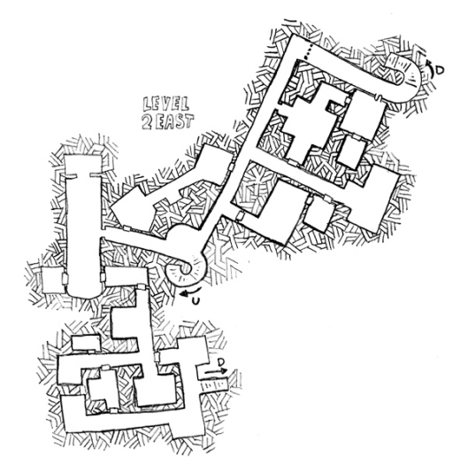 The Fortress East - Level 2