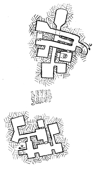 The Fortress East - Level 3