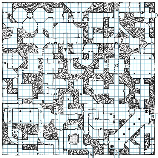 Lord Kilgore's Alpha Dungeon