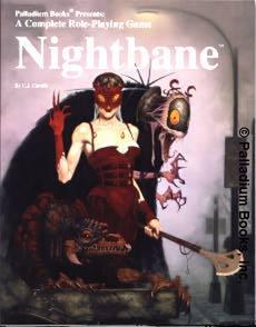 Palladium's Nightbane