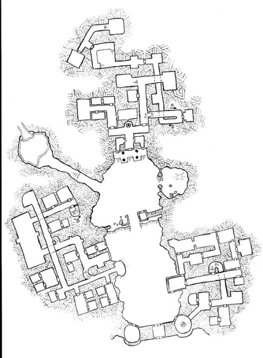 the Grand Ruins Interior