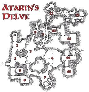 Atarin's Delve