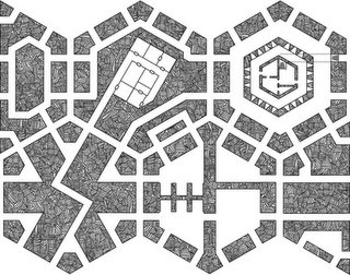 Hex Set Geomorphs from Aeons & Auguries