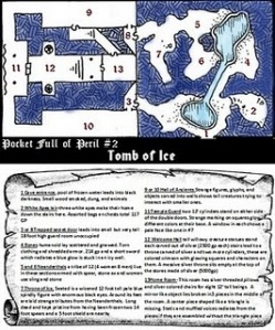 Pockets Full of Peril #2 - Tomb of Ice