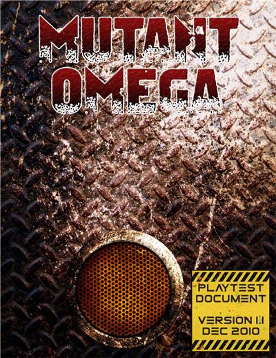 Mutant Omega 1.1