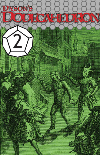 Dyson's Dodecahedron, Issue 2