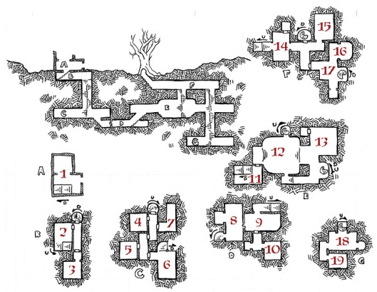The Dungeon Creation Game