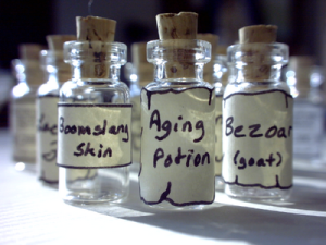 Little Potion Bottles