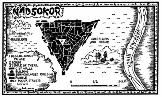 Nadsokor, the City of Beggars