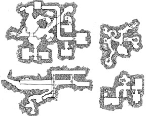 One Hour Map - Cavern of Greth