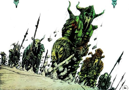 Undead Guardians of Voth