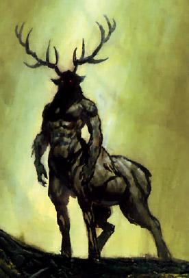 Stag Centaur