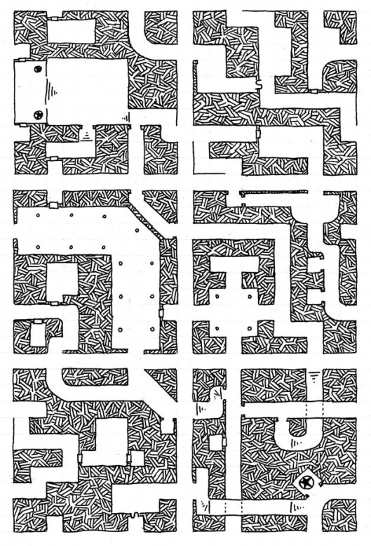 DungeonMorph Dice Geomorphs