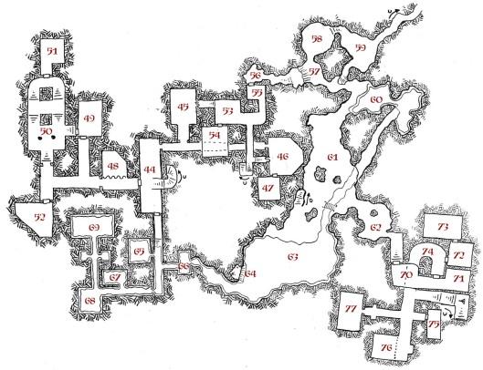 Erdea Manor - Depths