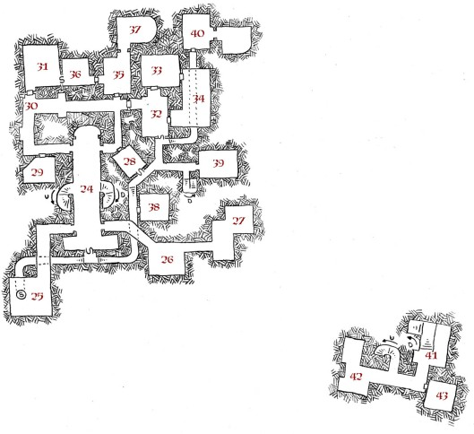 Erdea Manor Level 2