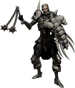 Diablo II Necromancer