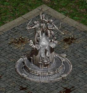 Diablo 2 Fountain
