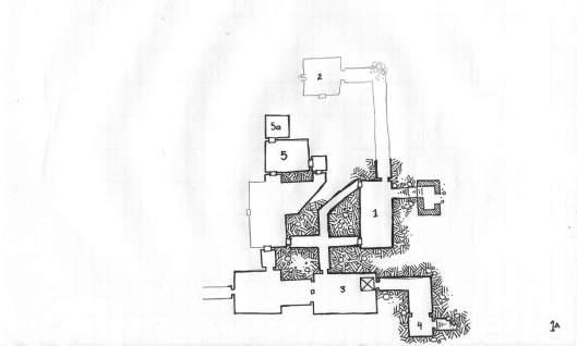 Ruins of Urul-Dar - Level 1, Day 1
