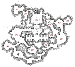 Erdea Manor - Catacombs