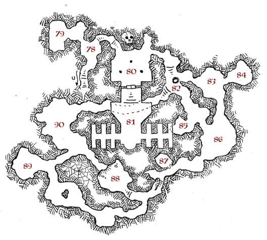 Erdea Manor - Catacombs