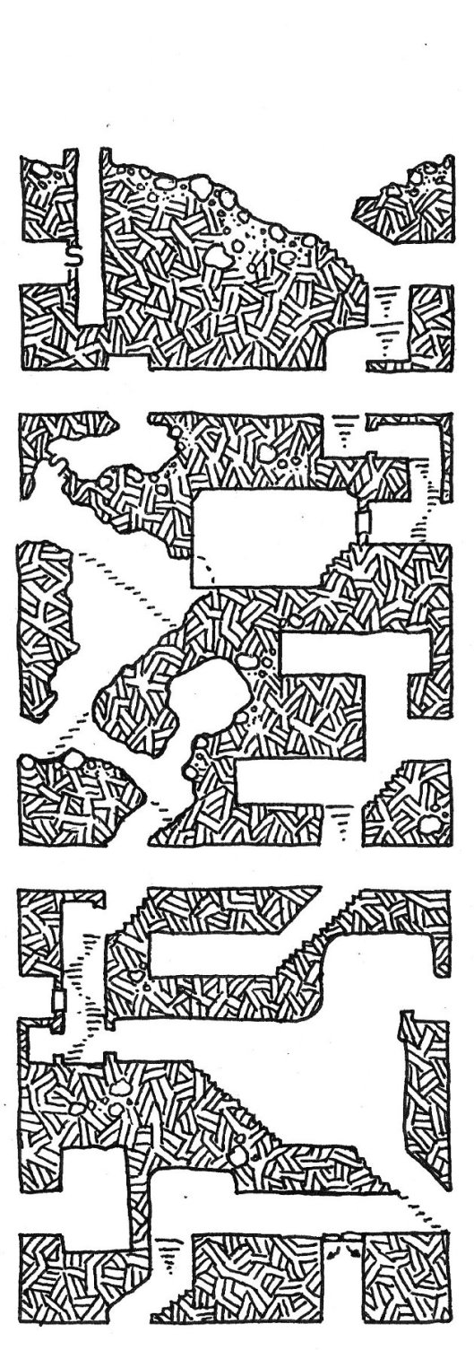 Jeff Rients' Performing Monkey Geomorphs - Part 1