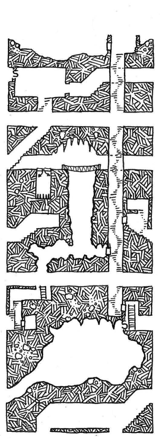 Jeff Rients' Performing Monkey Geomorphs - part 4