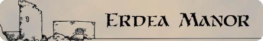 Erdea Manor Header