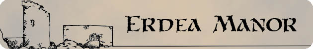 Erdea Manor Header