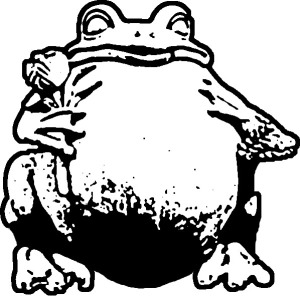 The Toad Idol