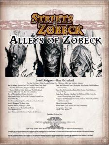 Alleys of Zobeck