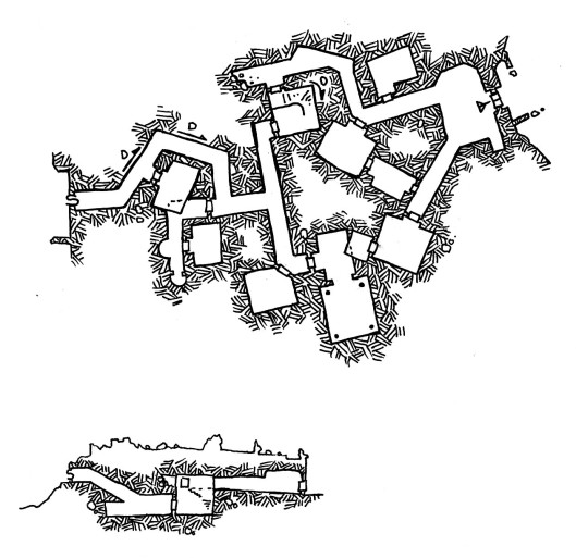 Nameless Dwarven Crypt