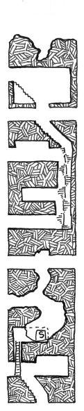 Vertical Geomorphs - Half-Width Set 1