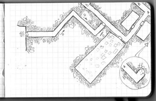 Dwarven Ruins 1