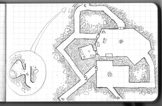 Dwarven Ruins 2