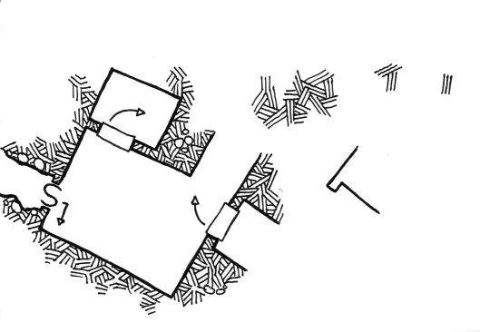 Dungeon Doodles & CrossHatching