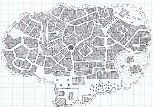 Buried City of Narizidun