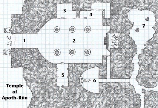 Temple of Apoth Run