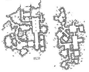 A Dwarven Fortress, perhaps?