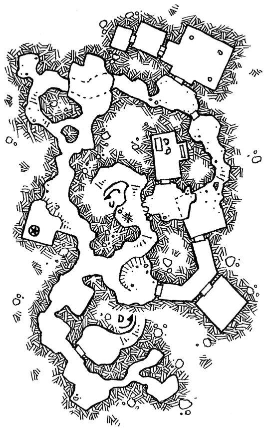 Caves of the Moss Diamond