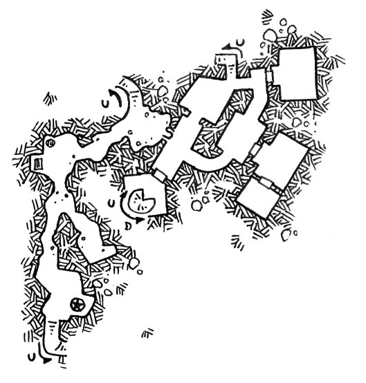 Hyram's Ruins Level 1