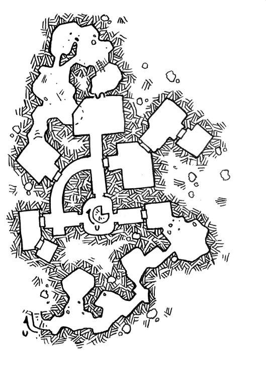 Hyram's Ruins Level 2