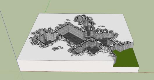 Raven's Ruins - Now 3D!