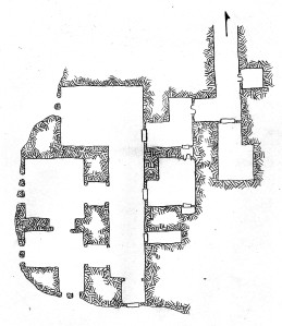 The Burrow of Naab Underhill