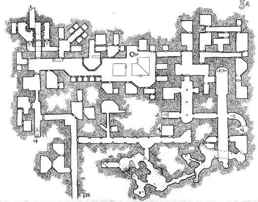 Darkling Depths Map 3A