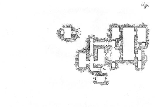 Darkling Depths Map 4A