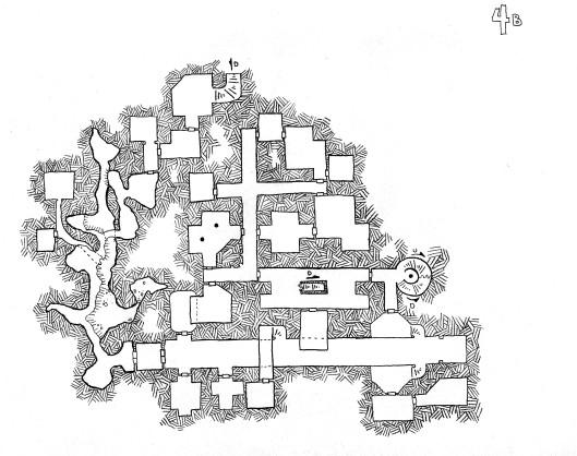 Darkling Depths Map 4B