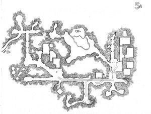 Darkling Depths Map 5A