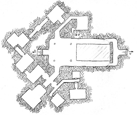 The Demon Hall - Upper